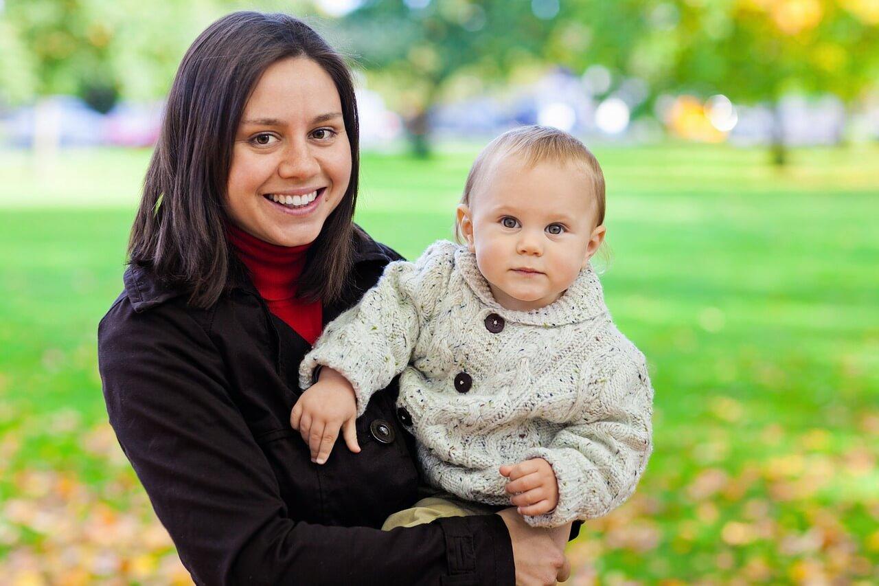 faire garder bébé par une nounou