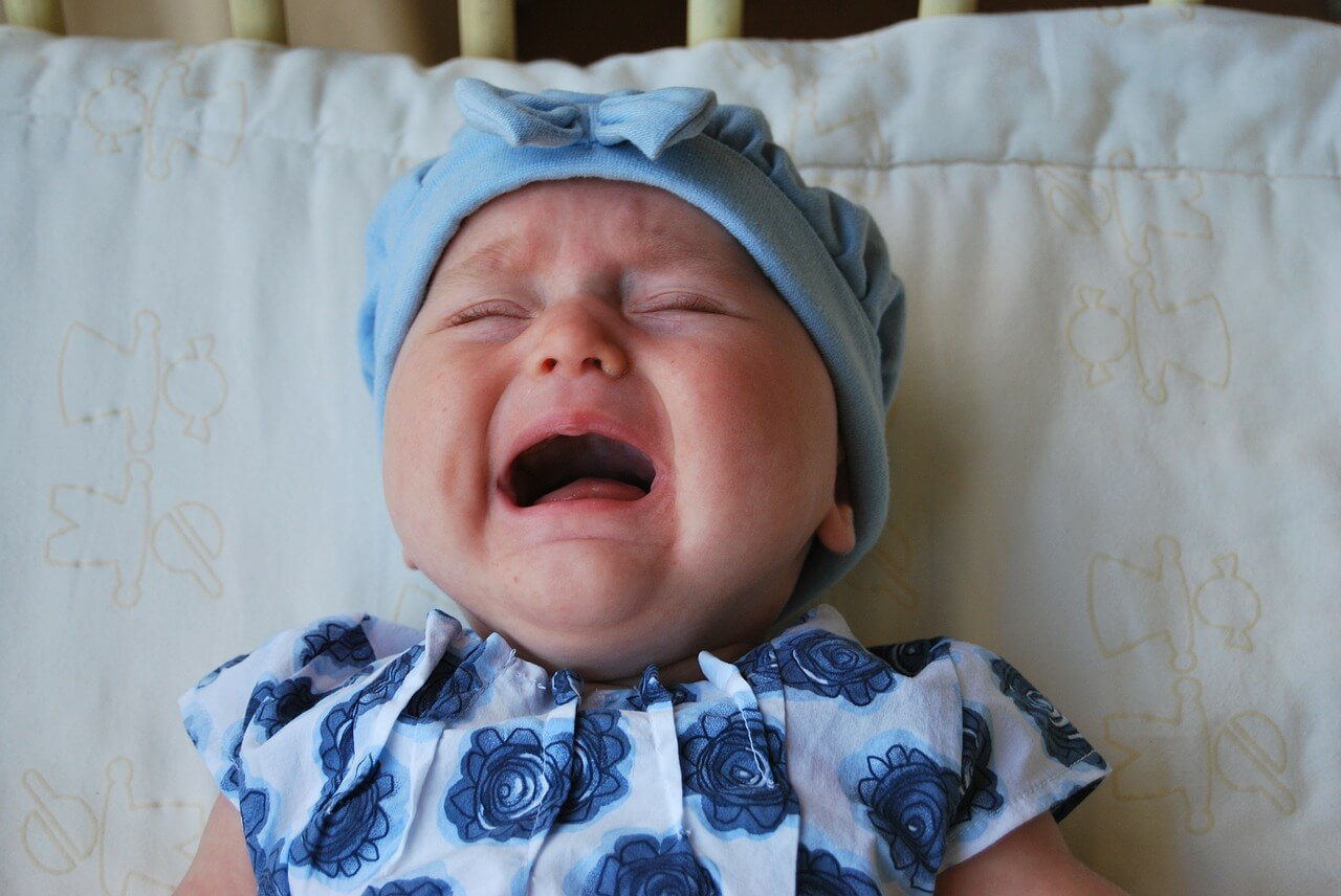 angine chez bébé