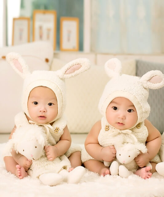 avoir des jumeaux